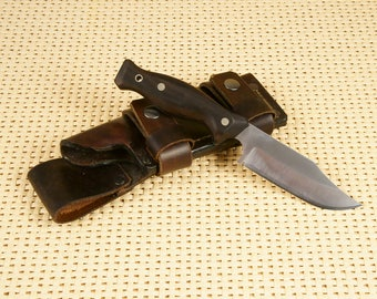 DR-4250CP Fixed Blade Full Tang CPM S35VN Stainless Steel Knife