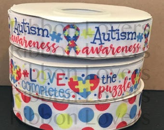 Autism Awareness Love Completes collection USDR