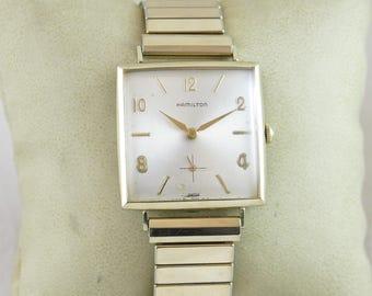 1959 Hamilton Gardner Wrist Watch with Original Bracelet