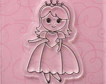 imaginisce Princess Stamp