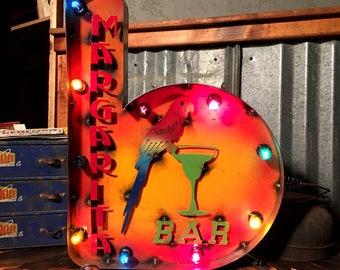 Margarita Bar Marquee Sign