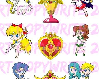 Sailor Moon Pen Etsy