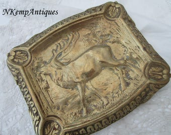 Antique depose tray