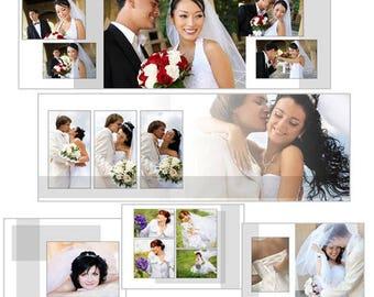 107 Wedding Album Templates