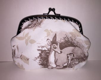 Bambi and Thumper Coin Purse
