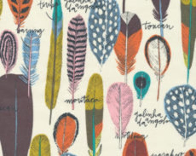 Birds of a Feather- Matte Laminates for Cloud 9 Fabric