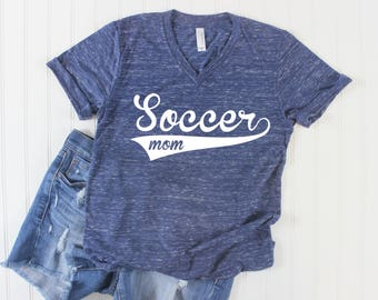 Soccer Mom Shirt Etsy - Custom vinyl decals numbers for shirts