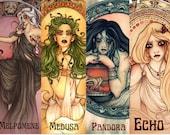 Greek Mythology Bookmarks