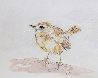 original watercolour....