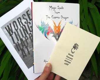 Poetry Zine Bundle