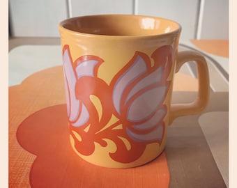 Retro 1970's Kiln Craft mug