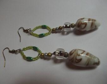 earring hook height 8cm