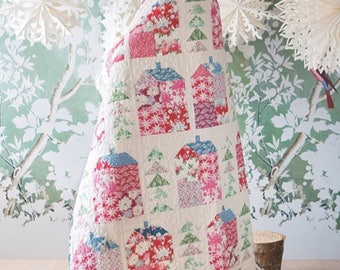 Tilda's QUILT KIT  The Cottage Fabric Christmas Collection By TILDA Oct. Delivery! Tilda's Fabric United States
