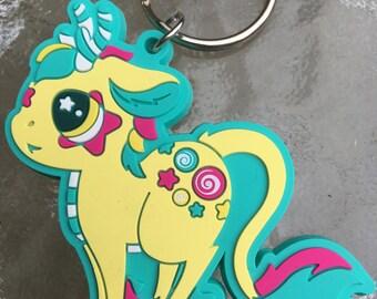 Candy Kirin Keychain
