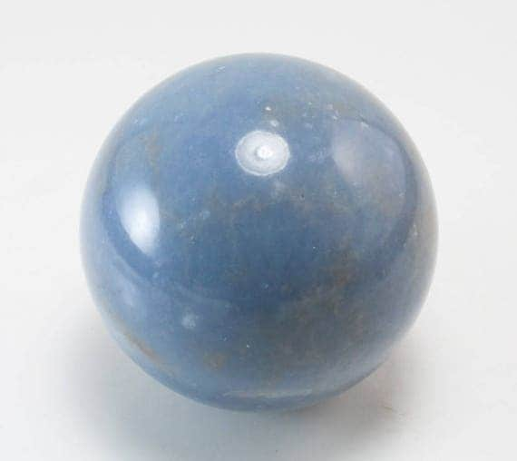Angelite Sphere, M-896