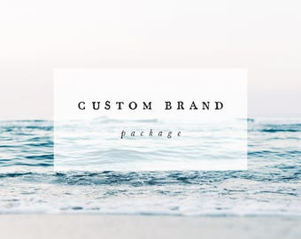custom branding package by salt + cove