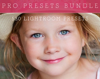Free Samples! Pro Adobe Lightroom Presets Bundle - Lightroom Presets for Adobe Lightroom 4, Lightroom 5, Lightroom 6 and Lightroom CC