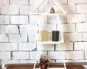 House tree, Christmas tree design