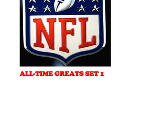 Repro Football All Time Greats set 1 plus basic game parts