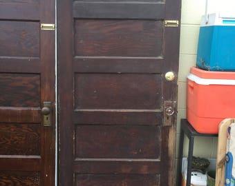 32 x 79 Mid-Century Door