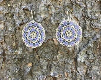 Mandala Magic Earrings