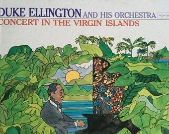 Duke Ellington and his Orchestra - Concert In The Virgin Islands - vinyl record
