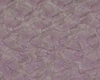 authentic Carp exotic fish skin leather Vintage Soft Amethyst semi-glazed hide DE-59607 (Sec. 1,Shelf 10,D)