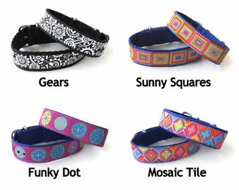 Embroidered Ribbon Timex Weekender Replacement Strap, 16mm or 20mm