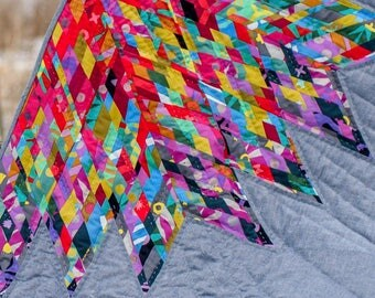 Luminary an Alison Glass pattern by Jamie Swanson