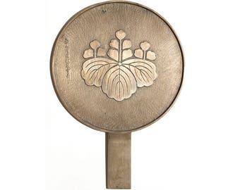 Antique Japanese Mirror - Tenkaichi Touda Izumi Yoshicho