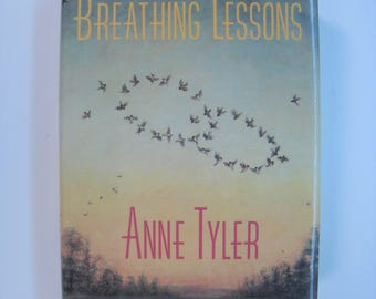 BREATHING LESSONS (Pulitzer Prize) Anne Tyler, 1st Edition/1st Printing, Good Plus/Very Good Plus 1998 Hardcover/DJ