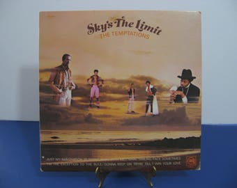 The Temptations - Sky's The Limit - Circa 1971