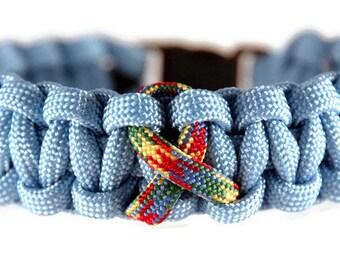 Autism Awareness Bracelet, Blue Autism Bracelet, Autism Jewelry, Autism Bracelet, Autism Awareness, Autism Jewelry, Aspergers, ASD Bracelet