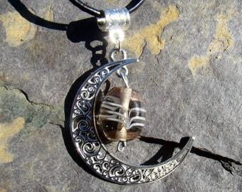 Tiger Moon Necklace