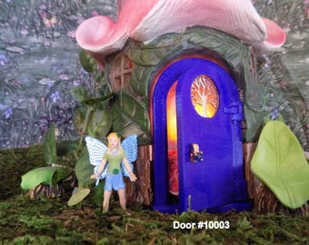 Tree of Life door for your miniature guests