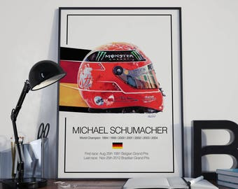 Michael Schumacher  F1 Tribute - Limited Edition