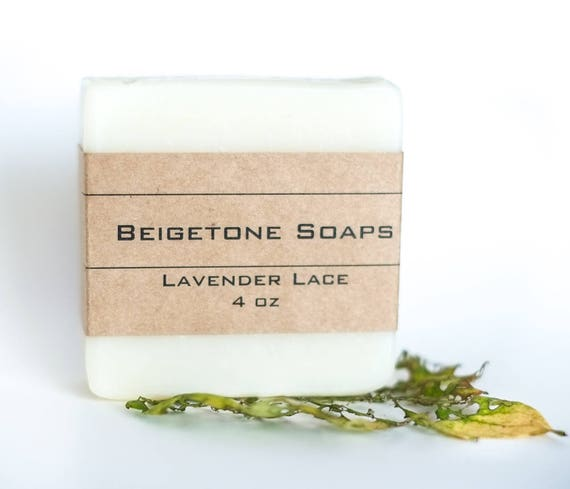 LAVENDER LACE Avocado Bar | 4oz | Life's Simple Pleasure