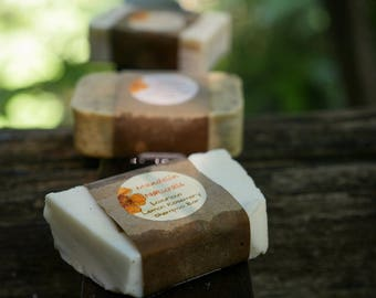 Luxurious Lemon Rosemary Shampoo Bar