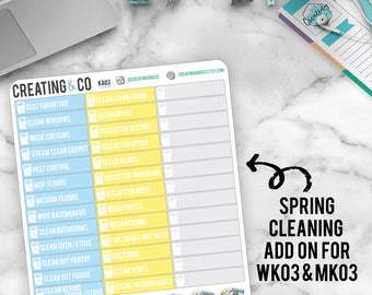 Spring Cleaning Kit Add On - KA03