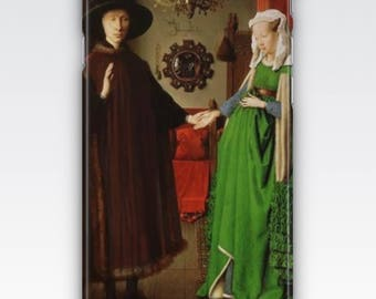 Case for iPhone 8, iPhone 6s,  iPhone 6 Plus,  iPhone 5s,  iPhone SE,  iPhone 5c,  iPhone 7  - The Arnolfini Portrait Jan van Eyck
