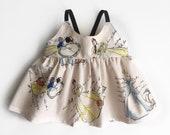 Classic Princess top or dress - kids Disney outfits
