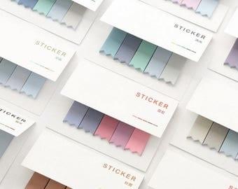 Pastel Pantone Color Post-It Sticky Notes