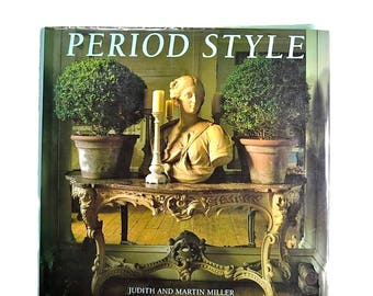 Period Style By Judith Miller Home Interior Design Book