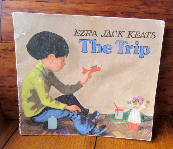 The Trip by Ezra Jack Keats Halloween Story For Children