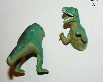 Dinosaur Refrigerator Magnets 3 different ones