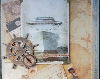 "card series ""globe-trotters"" n1"