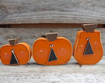 jack olantern pumpkin fall decor halloween decor chunky jack o - Holloween Decor