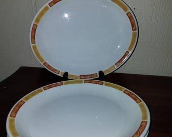 Mayer China Restaurant ware set of 3