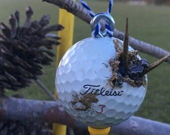 Meteorite Golf Gift - realtor gift - dad golfer gift - gifts for the golfer - golf gift idea - unique golf gifts - golf gifts for mom