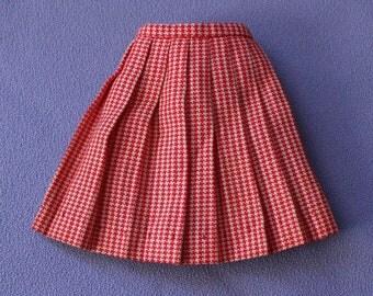 Vintage (Barbie) Skipper School Girl Skirt, Fashion #1921, Near Mint